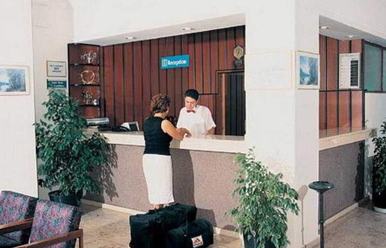 Volkan Hotel - General - 1