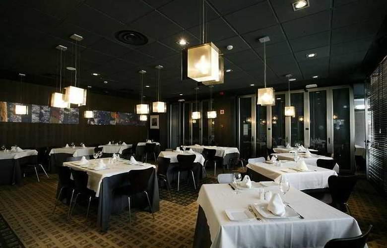 Sercotel Madrid Aeropuerto - Restaurant - 23