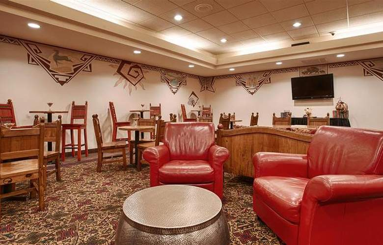 Best Western Plus Rio Grande Inn - Bar - 67