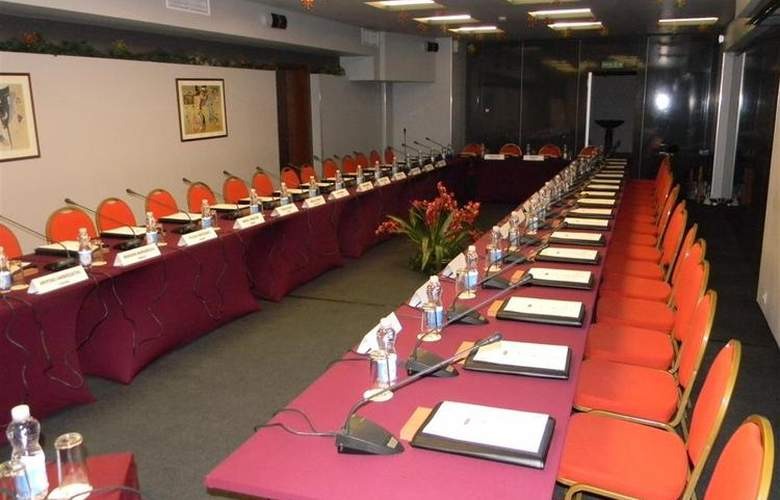 Best Western Premier Collection City Sofia - Conference - 65