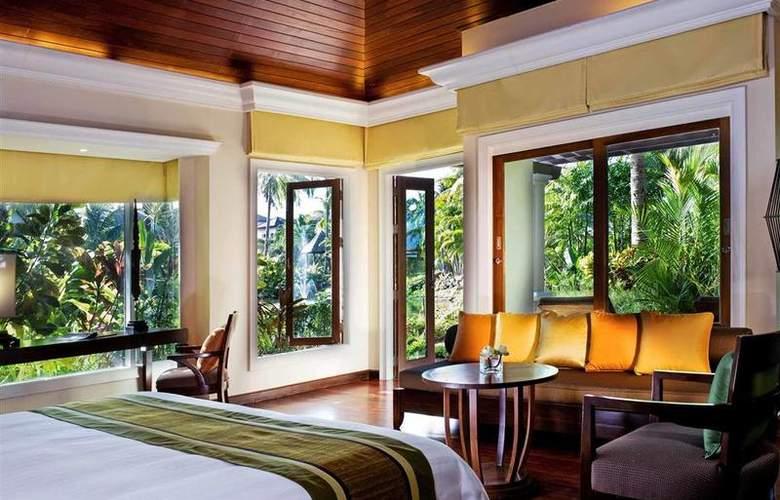 Le Meridien Khao Lak Beach and Spa Resort - Room - 57
