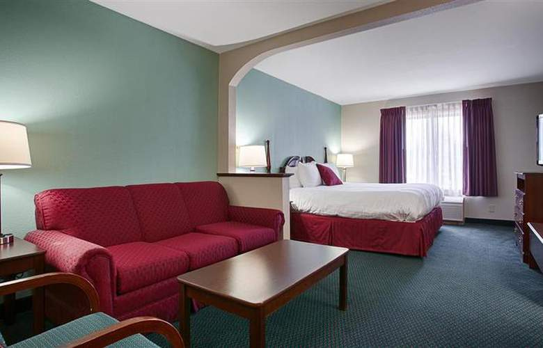 Best Western Executive Inn & Suites - Room - 29