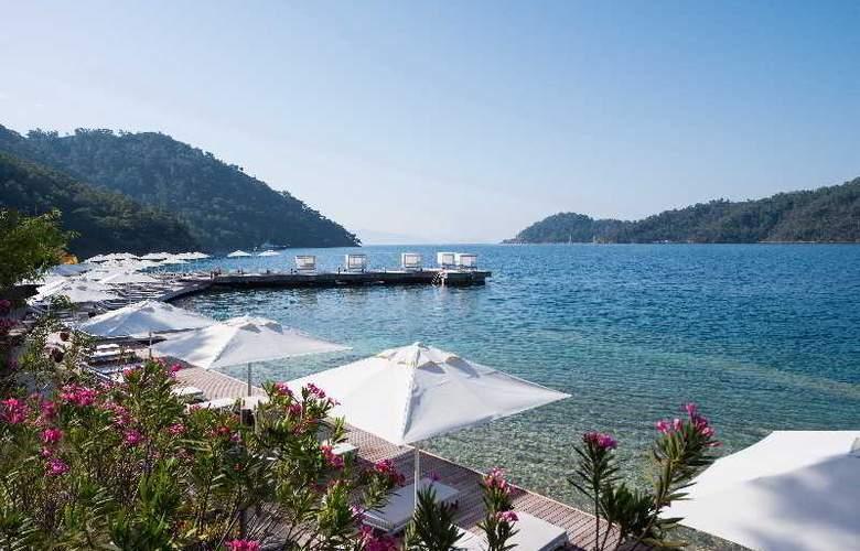 D-Resort Gocek - Beach - 4