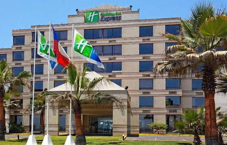 Holiday Inn Express Iquique - Hotel - 16