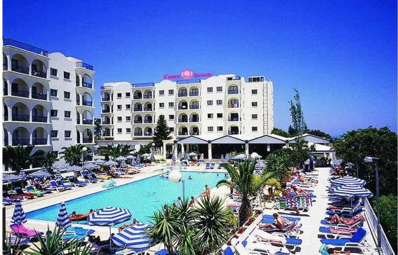 Crown Resort Elamaris - Hotel - 0