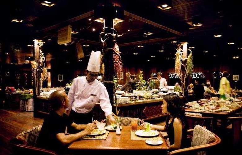 Aiman Batang Ai Resort & Retreat - Restaurant - 3