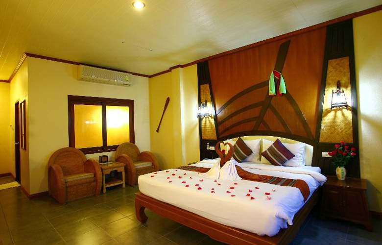 Andamanee Boutique Resort Krabi - Room - 8