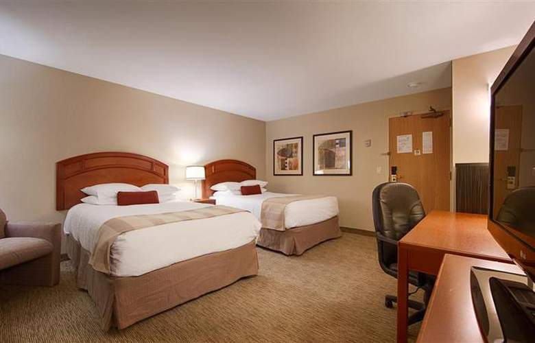 Best Western Plus Inn & Conference Center - Room - 42
