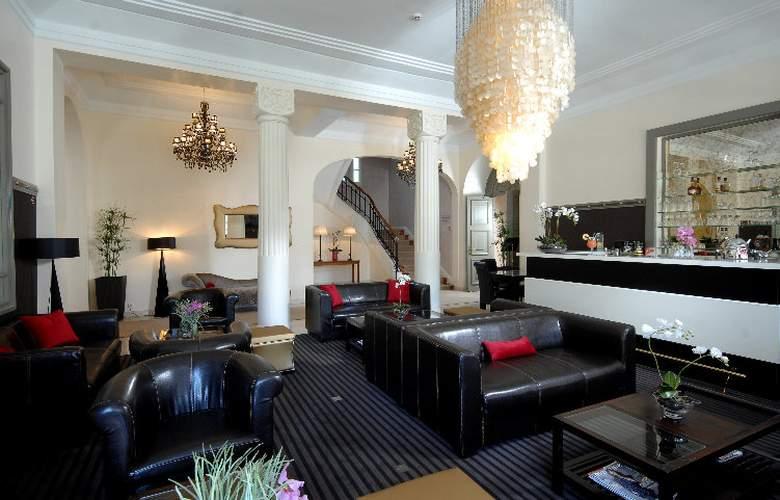 Golf Hotel Brides les Bains - Bar - 9