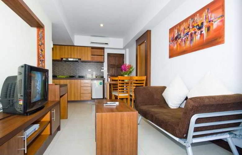 Krabi Apartment Hotel - Room - 6