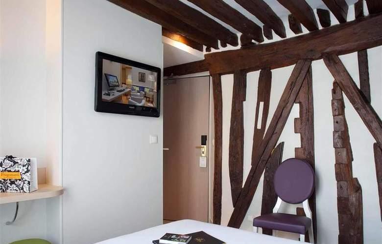 Mercure Paris Notre Dame Saint Germain des Prés - Room - 0
