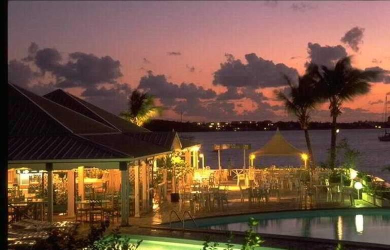 St Martin Marina and Spa - Restaurant - 7