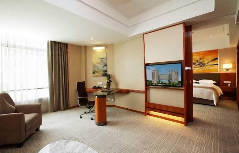 Ramada Pudong Airport Shanghai - Room - 9