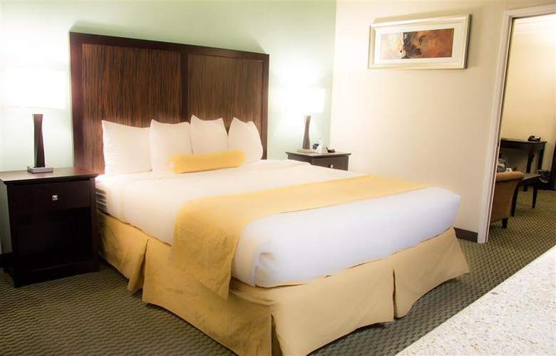 Best Western Plus Irvine Spectrum - Room - 23