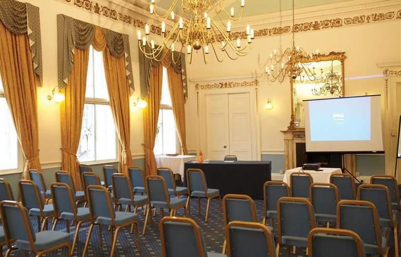 Best Western George Hotel Lichfield - Conference - 117