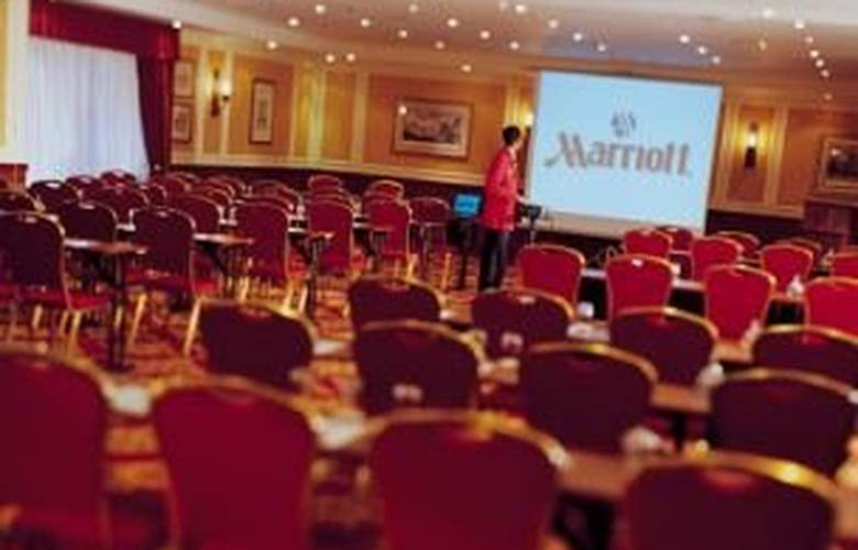London Marriott Hotel Marble Arch - Conference - 5