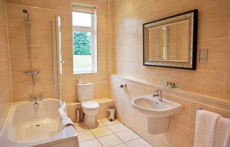 Best Western Walworth Castle Hotel - Hotel - 13