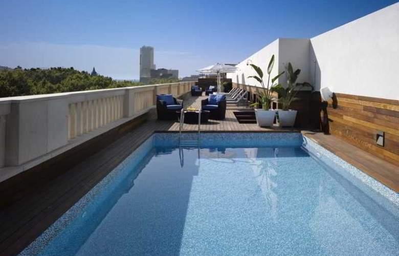 K+K Hotel Picasso - Pool - 8