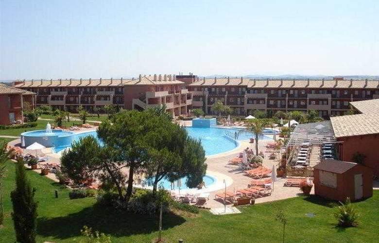 Aparthotel Ilunion Tartessus Sancti Petri  - Pool - 12
