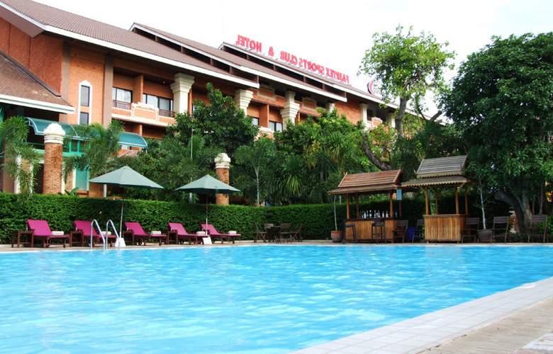 Fairtex Sport Club & Hotel - Pool - 2