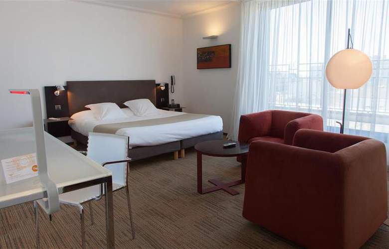 Masqhotel La Rochelle - Room - 17