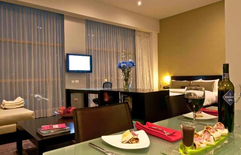 Stadia Suites Santa Fe - Hotel - 19
