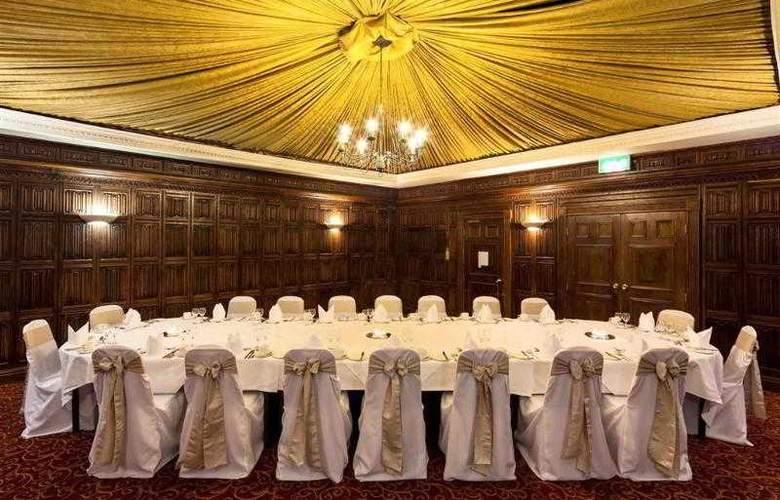 Mercure York Fairfield Manor - Hotel - 19