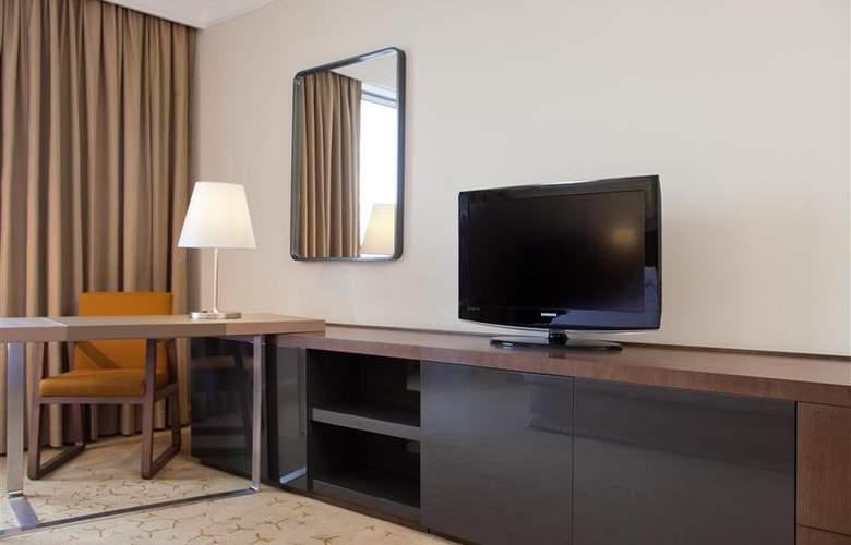 Hyatt Regency Belgrade - Hotel - 4