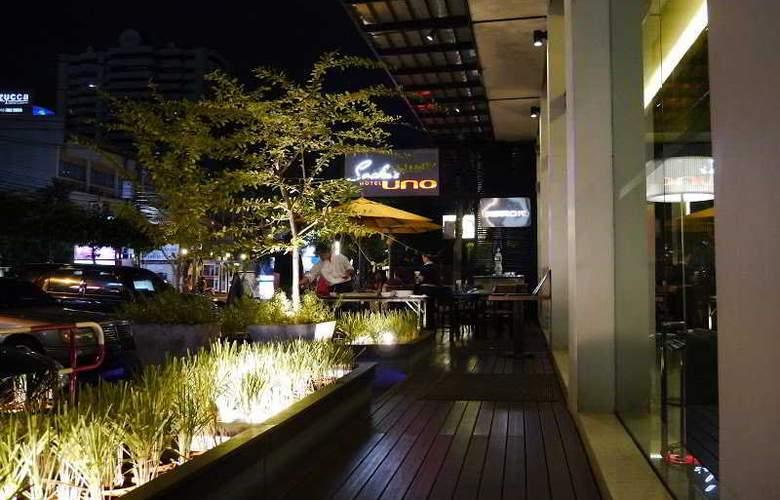 Sacha's Hotel Uno - Hotel - 9