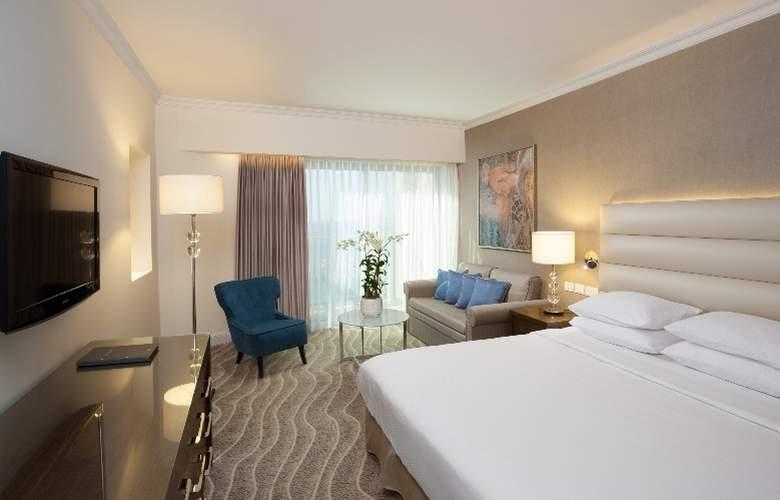Hilton Eilat Queen of Sheba hotel - Room - 14