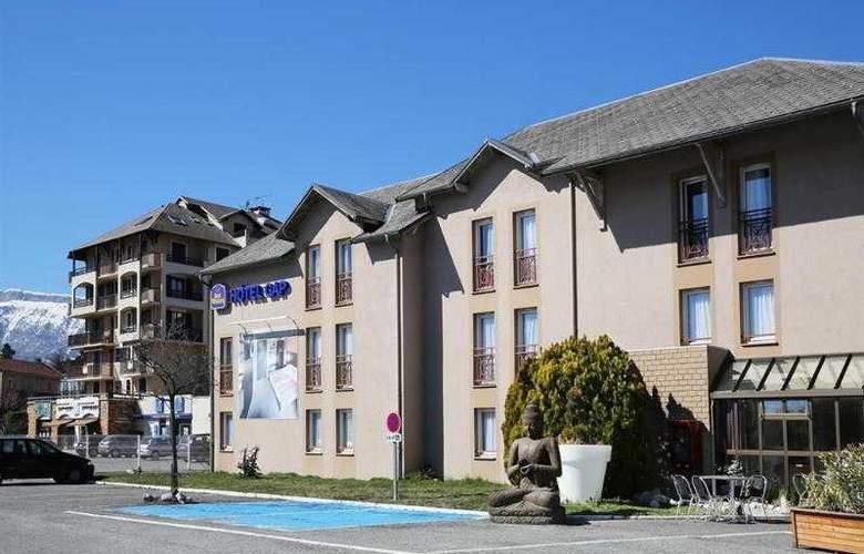 Comfort Hotel Gap Le Senseo - Hotel - 38