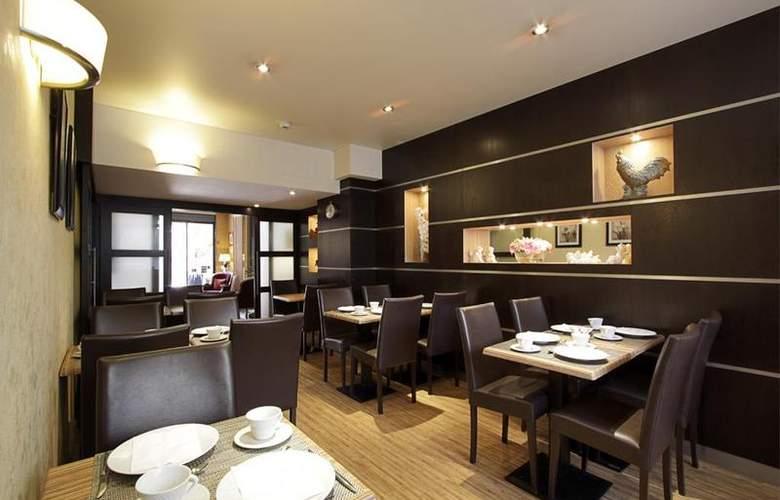 Best Western Athenee - Restaurant - 36