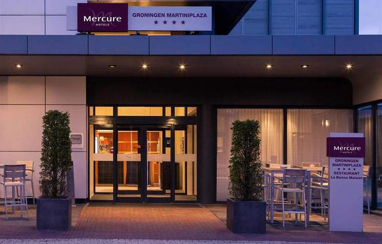 Mercure Groningen Martiniplaza - Hotel - 34