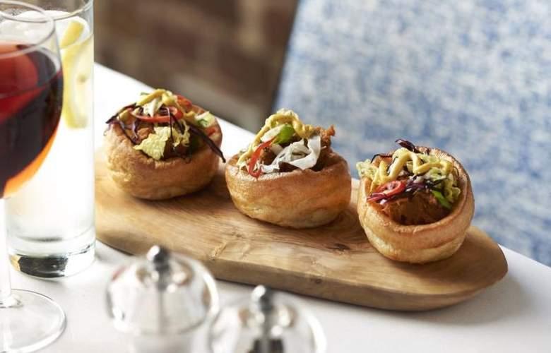 Hilton London Docklands Riverside - Restaurant - 50