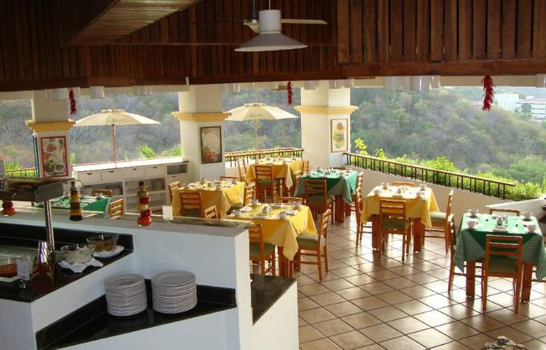 Park Royal Huatulco - Restaurant - 14