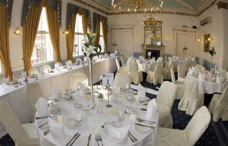 Best Western George Hotel Lichfield - Hotel - 61