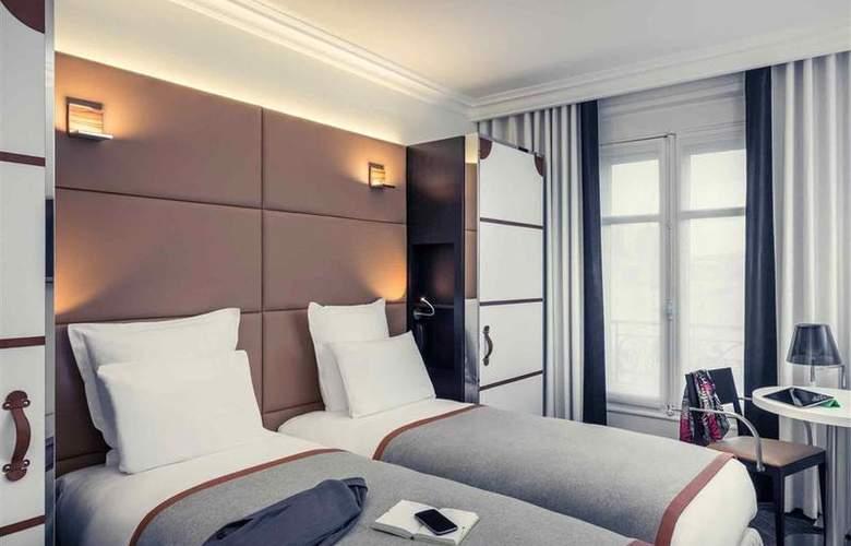 Mercure Paris Saint-Lazare Monceau - Room - 36