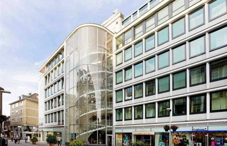 Mercure Aachen am Dom - Hotel - 9