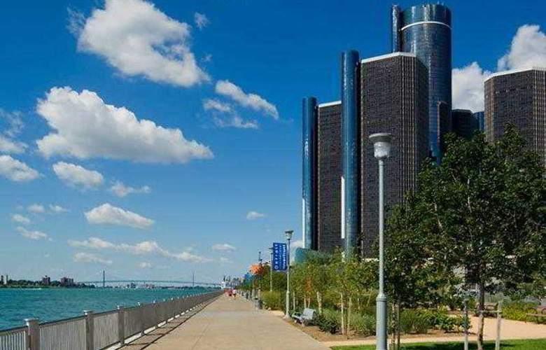 Detroit Marriott at the Renaissance Center - Hotel - 7