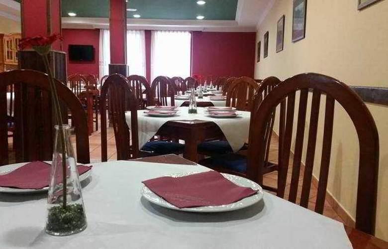 Hotel 2 * y Apartamentos Peña Santa - Restaurant - 26