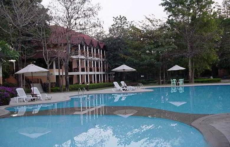 Pavilion Rim Kwai Resort Kanchanaburi - Pool - 7