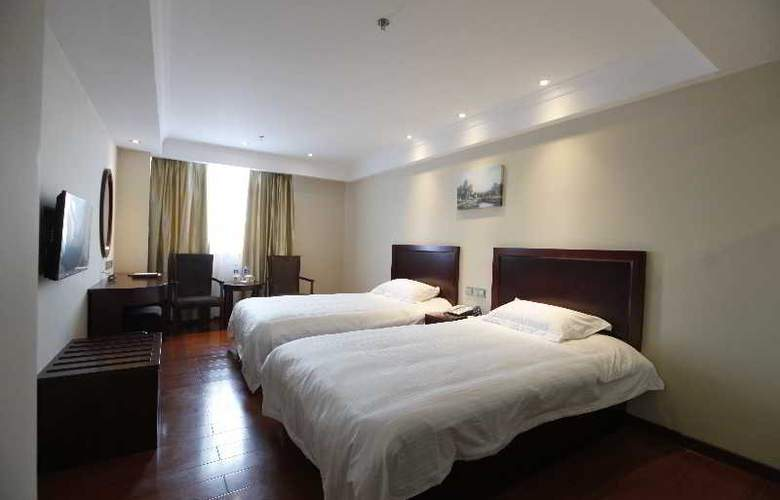 Green Tree Inn Hotel Jinhu Business Hotel - Room - 5