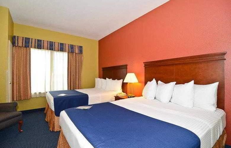 Best Western Executive Inn & Suites - Hotel - 43