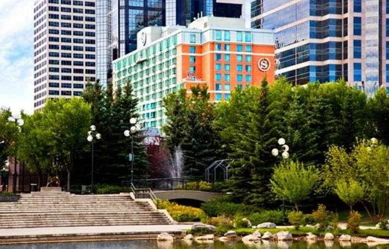 Sheraton Suites Calgary Eau Claire - General - 1