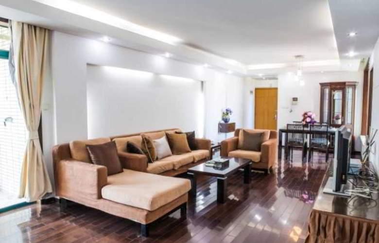 Yopark Serviced Apartment Oriental Manhattan - Room - 10