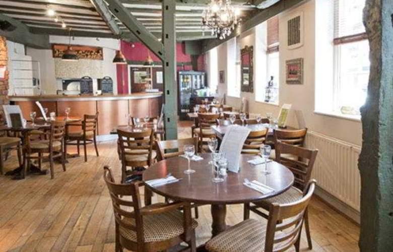 Ye Olde Talbot Hotel - Restaurant - 6