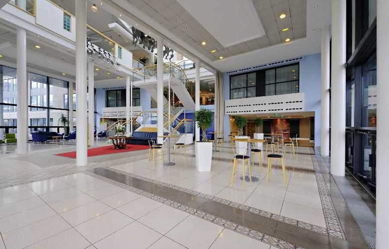 Radisson Blu Hotel Manchester Airport - General - 20