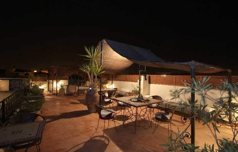 Riad Dar Bounouar - Restaurant - 12