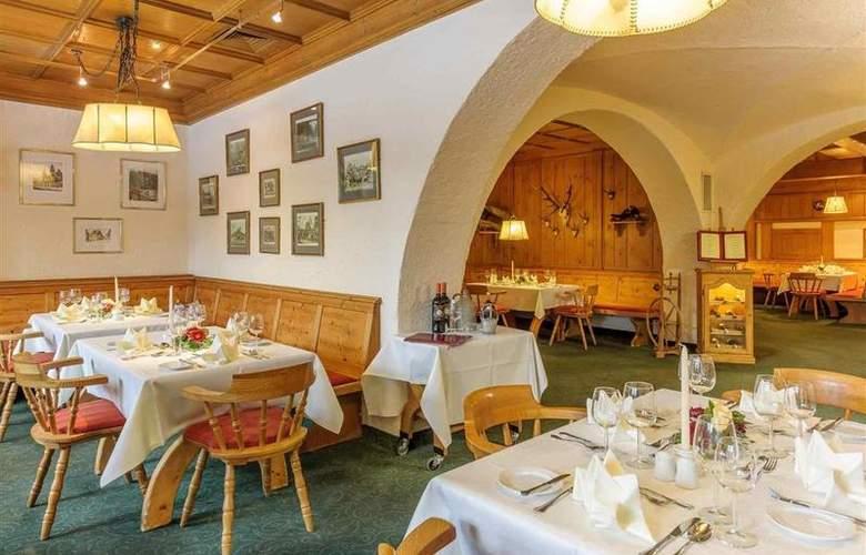 Mercure Garmisch-Partenkirchen - Restaurant - 71