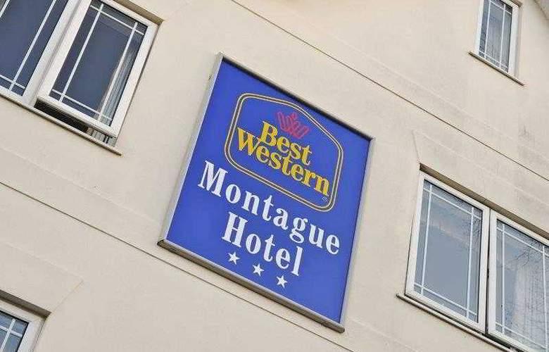 Best Western Montague Hotel - Hotel - 20